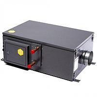 Компактная приточная установка с водяным калорифером Minibox W-1050-1/24kW/G4 Zentec