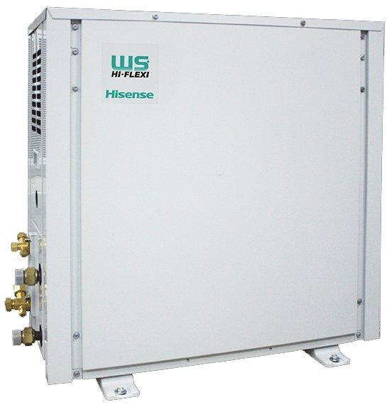 Наружный блок VRF системы Hisense AVWW-38UCSA