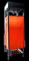 Электрический накопительный водонагреватель Вихрь Душ дачный Д-135-П (135л) с подогревом Вихрь, , шт