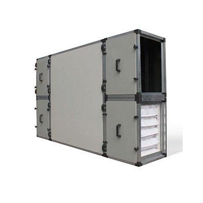 Приточно-вытяжная установка с рекуперацией тепла и влаги Turkov ZENIT-12500 HECO SW