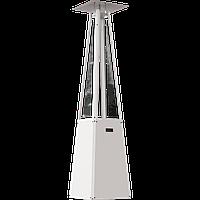 Газовый уличный обогреватель мощностью 11-12 кВт Kratki UMBRELLA/B/G31/37MBAR/S - белый