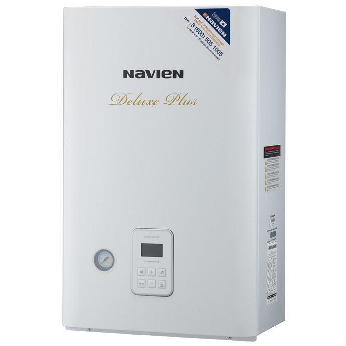 Настенный газовый котел Navien Deluxe Plus -13k COAXIAL