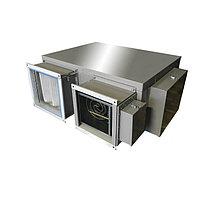 Приточно-вытяжная вентиляционная установка MIRAVENT ПВВУ OK EC 035 E (с электрическим калорифером)