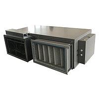 Приточно-вытяжная вентиляционная установка MIRAVENT ПВВУ OK EC 050 E (с электрическим калорифером)