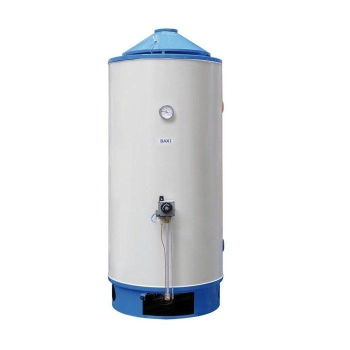 Газовый накопительный водонагреватель Baxi SAG-3 300 T