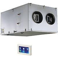 Приточно-вытяжная установка с пластинчатым рекуператором Blauberg KOMFORT EC DW2000-2 S11