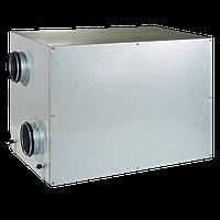 Приточно-вытяжная установка с роторным рекуператором Blauberg KOMFORT Roto EC LW2000-2 S17