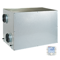 Приточно-вытяжная вентиляционная установка Blauberg KOMFORT Roto EC LE2000 S17