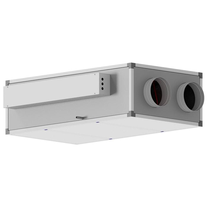 Приточно-вытяжная вентиляционная установка General Climate GX 1500 K3 PE AUTO