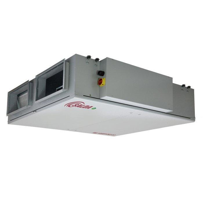 Приточно-вытяжная установка с электрическим нагревателем Salda RIS 1900 PE 12.0 EKO 3.0