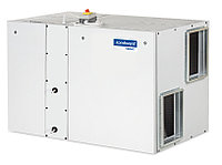 Приточно-вытяжная вентиляционная установка Komfovent Verso-R-1700-V-W (L/A)