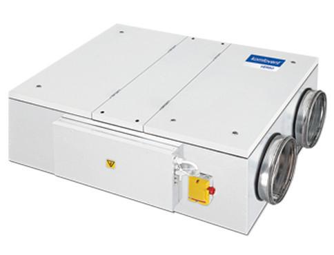 Приточно-вытяжная вентиляционная установка Komfovent Verso-R-2000-FS-W/DH (SL/A)