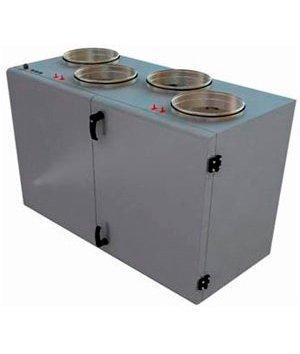 Приточно-вытяжная вентиляционная установка Shuft UniMAX-P 2000VWL-A