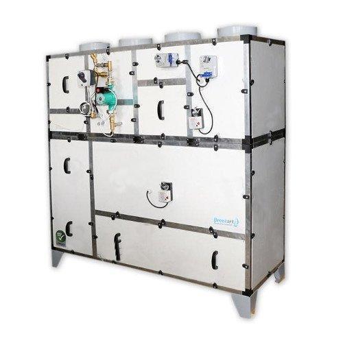Приточно-вытяжная вентиляционная установка Breezart 2000 Aqua Pool RP