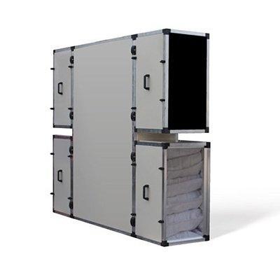 Приточно-вытяжная установка с рекуперацией тепла и влаги Turkov CrioVent 2000 S