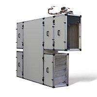 Приточно-вытяжная установка с рекуперацией тепла и влаги Turkov CrioVent 2000 SW