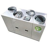 Приточно-вытяжная вентиляционная установка Globalvent CLIMATE Vi-038+W с водяным калорифером