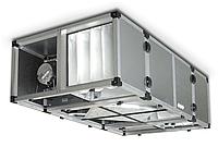 Приточно-вытяжная вентиляционная установка Эльф ЭКО 2000 EC с догревом ЭК 9кВт
