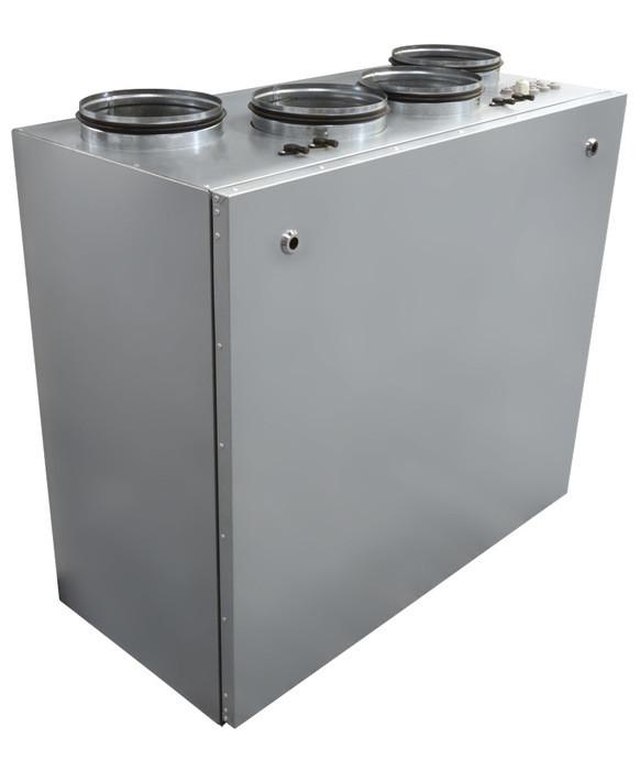Приточно-вытяжная вентиляционная установка Zilon ZPVP 2000 VWR