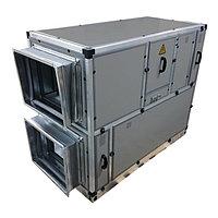 Приточно-вытяжная вентиляционная установка MIRAVENT ПВВУ BRAVO EC 2000 E (с электрическим калорифером)