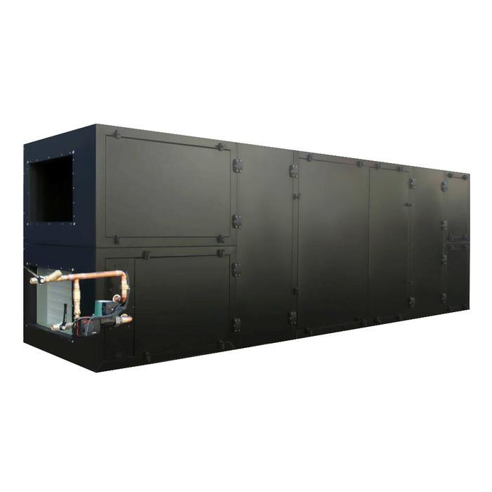 Приточно-вытяжная вентиляционная установка Turkov Notos 2000 WD