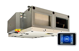 Приточно-вытяжная вентиляционная установка 2vv HRFL2-200HPCBE75-XS0S-0A0