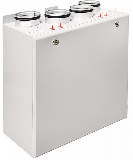 Приточно-вытяжная вентиляционная установка Energolux Brissago VPE 2000-R