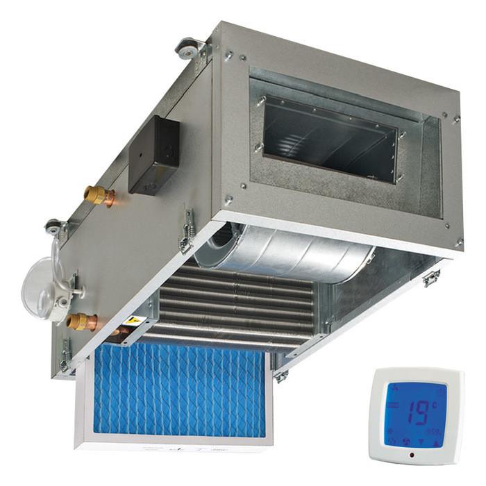 Приточная вентиляционная установка Blauberg BLAUBOX MW1800-4 Pro