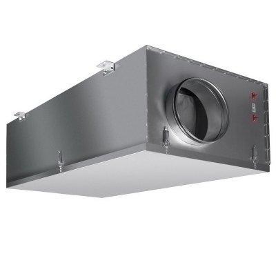 Приточная вентиляционная установка Shuft CAU 2000/3-5,0/2