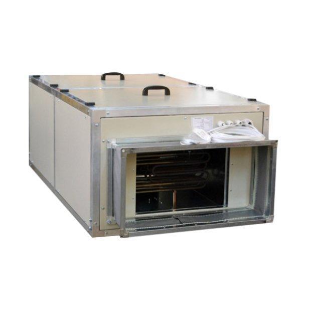 Приточная вентиляционная установка Breezart 2000 Lux 18 - 380/3