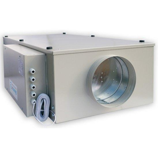 Приточная вентиляционная установка Breezart 2000 Lux W 15  - 380/3