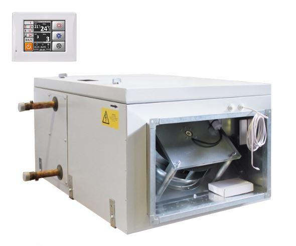 Приточная вентиляционная установка Благовест ФЬОРДИ ВПУ 2000 W-GTC