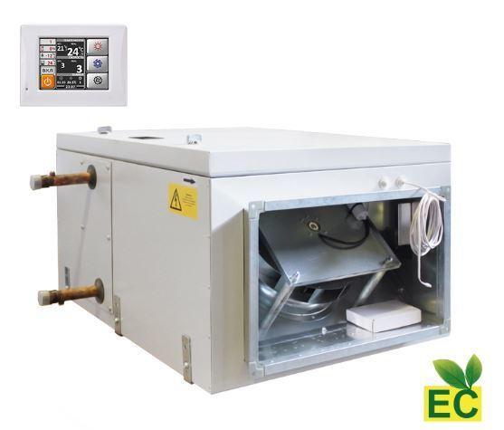 Приточная вентиляционная установка Благовест ФЬОРДИ ВПУ 2000 EC W-GTC