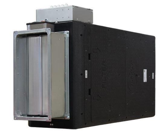 Приточная вентиляционная установка Turkov Capsule-2000H