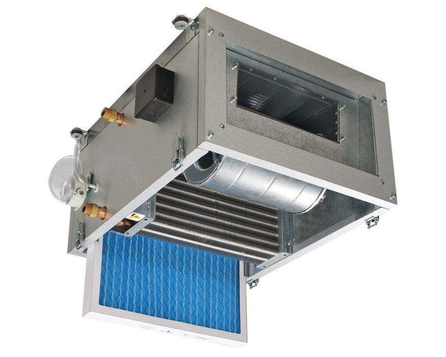 Приточная вентиляционная установка Vents МПА 1800 В (LCD)