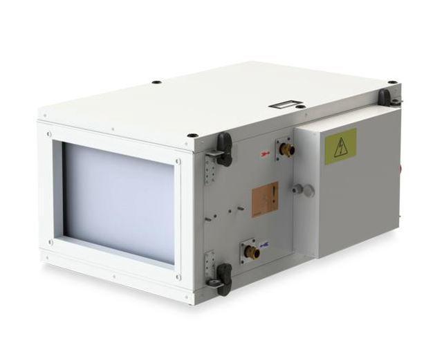 Приточная вентиляционная установка 2vv AHAL4-200HX00E40-XE3S-0A0
