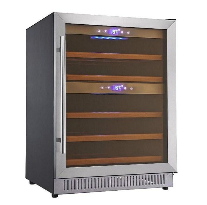Встраиваемый винный шкаф 22-50 бутылок Cold Vine C40-KST2