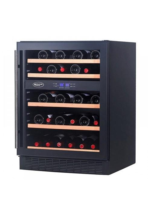 Встраиваемый винный шкаф 22-50 бутылок Cold Vine C44-KBT2