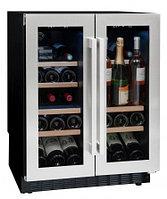 Встраиваемый винный шкаф 22-50 бутылок Climadiff AVU41SXDPA