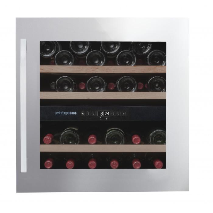 Встраиваемый винный шкаф 22-50 бутылок Climadiff AVI62XDZA