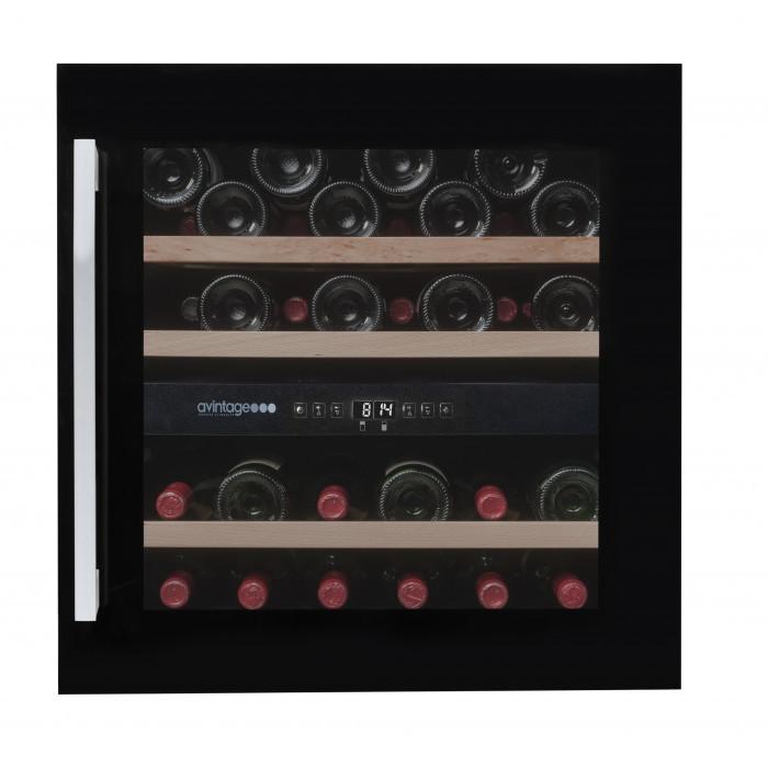 Встраиваемый винный шкаф 22-50 бутылок Climadiff AVI60CDZA