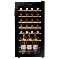 Отдельностоящий винный шкаф 22-50 бутылок Dunavox DX-28.88KF