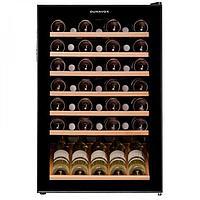 Отдельностоящий винный шкаф 22-50 бутылок Dunavox DX-48.130KF