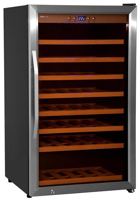 Отдельностоящий винный шкаф 22-50 бутылок Wine Craft SC-75M Grand Cru