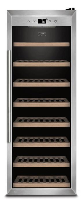 Отдельностоящий винный шкаф 22-50 бутылок CASO WineSafe 43