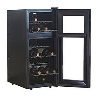 Отдельностоящий винный шкаф 22-50 бутылок Cellar Private CP024-2T