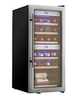 Отдельностоящий винный шкаф 22-50 бутылок Cold Vine C24-KSF2