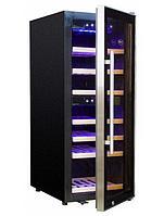 Отдельностоящий винный шкаф 22-50 бутылок Cold Vine C38-KBF2