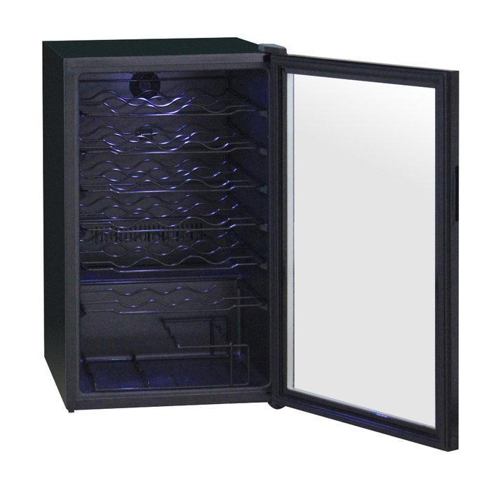 Отдельностоящий винный шкаф 22-50 бутылок LaSommeliere VN50