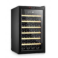 Отдельностоящий винный шкаф 22-50 бутылок Climadiff CLS28H